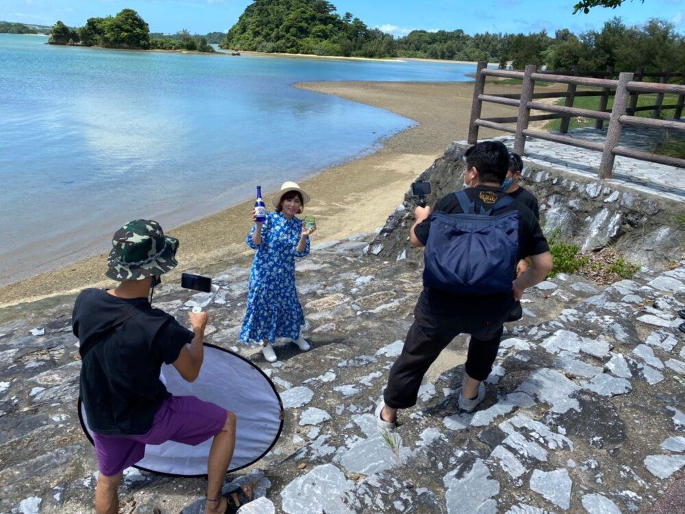 カンパイ沖縄